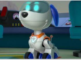robo dog paw patrol