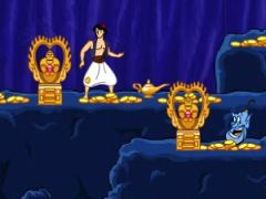 Aladdin Escape From Cave Of Wonders