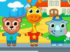 Animal Kindergarden