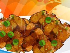Anita Gopi Manchurian Recipe