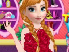 Anna Frozen Trendy Fashion