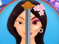 Asian Princess From Potato To Badass