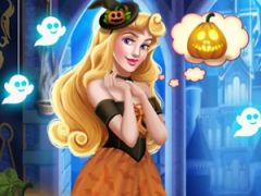 Aurora Halloween Castle