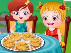 Baby Hazel Bruschetta Recipe