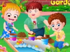 Baby Hazel Garden Party Fun