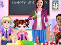 Baby Taylor Birthday Surprise