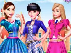 Barbie Life of Charm School