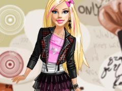Barbie Rocker Chic