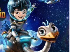 Blast Off Into Space with Miles from Tomorrowland