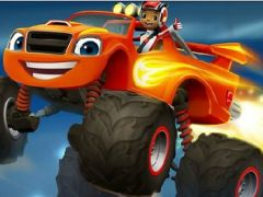 Blaze and the Monster Machines Letters