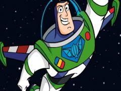 Buzz Lightyear Alien Rescue