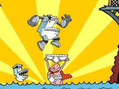 Captain Underpants Bounce O Rama 2000
