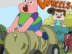Clarence Wheel of Wrath