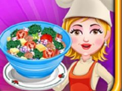 Cooking with Hazel Broccoli Salad
