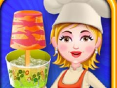 Cooking with Hazel Ice Lolly