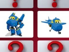 Cute Airplanes Memory