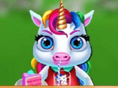 Cutie Unicorn Caring