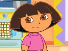 Dora Cooking in la Cucina