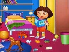 Dora Study Room Cleaning