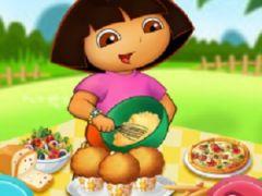 Dora Yummi Cupcake