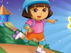 Doras Great Roller Skate Adventure