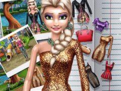 Elsa Doll Creator