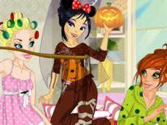 Emilys Diary Halloween Fun