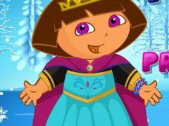 Frozen Dora Preparation