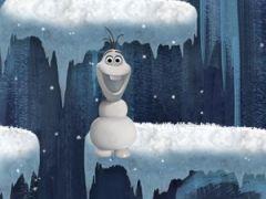 Frozen Olafs Freeze Fall