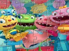 Henry Hugglemonster Puzzle