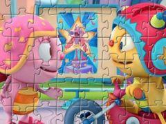 Henry Hugglemonster Puzzle 2