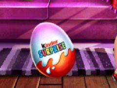 Hidden Kinder Eggs