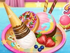 Ice Cream Donut 2