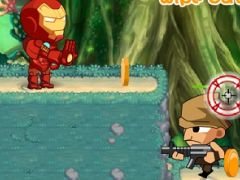 Iron Man Battles