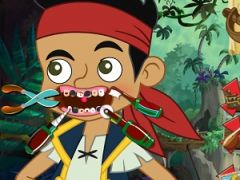 Jake and the Never Land Pirates Dentist