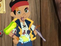 Jake and the Never Land Pirates Messy
