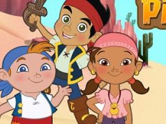 Jake and the Never Land Pirates Sand Pirates