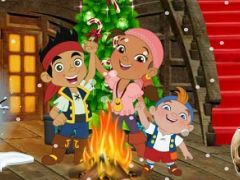 Jake and the Neverland Pirates Christmas in Neverland