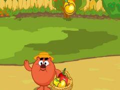 Kikoriki Harvesting Fruit