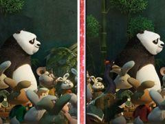 Kung Fu Panda 6 Differences