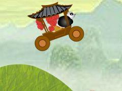 Kung Fu Panda Crazy Driver