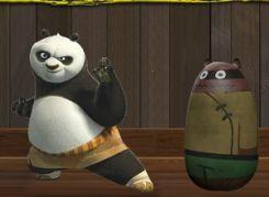 Kung Fu Panda Dummy Challenge