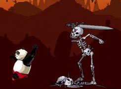 Kung Fu Panda Skeleton King