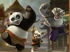 Kung Fu Panda Sort My Tiles