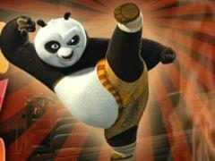 Kung Fu Panda the Field of Fiery Danger