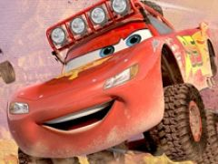 Lightning Mcqueen Extreme Off Road Rush