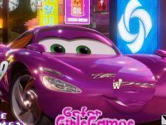 Lightning McQueen Hidden Alphabets