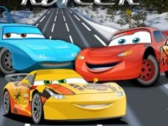 Lightning Mcqueen Skillful Racer