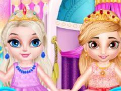 Little Sister Princess Dress Up