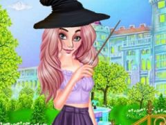 Little Witch New School Life